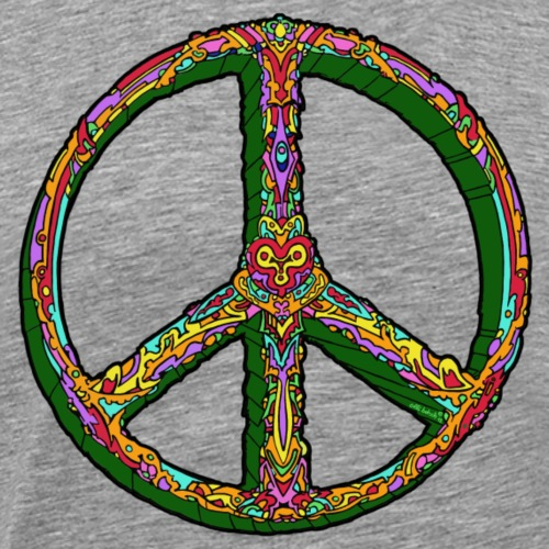 Peace for all the people - Männer Premium T-Shirt