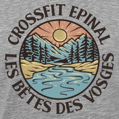 West Mountain - T-shirt Premium Homme