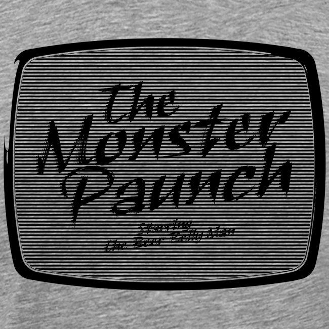 The Monster vom (sort)