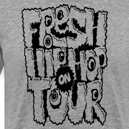 Fresh Hip Hop On Tour - T-shirt Premium Homme