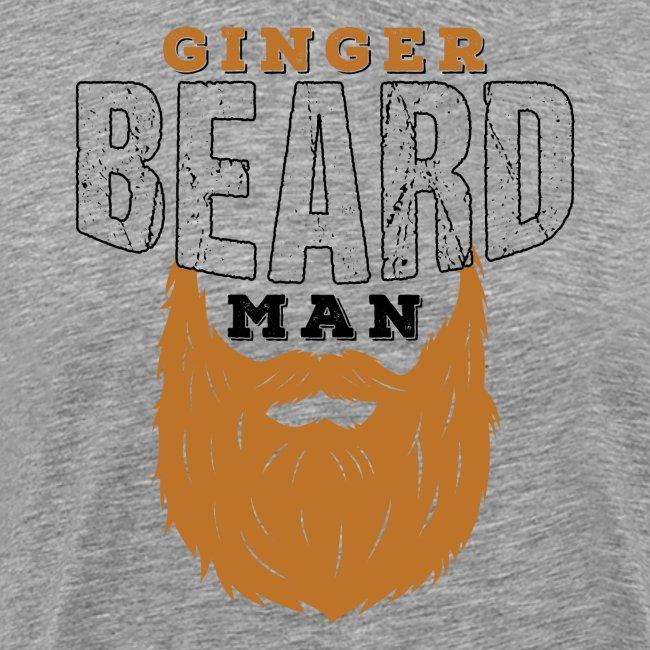 Beard Ginger Beard Man Redhead Gifts For Men