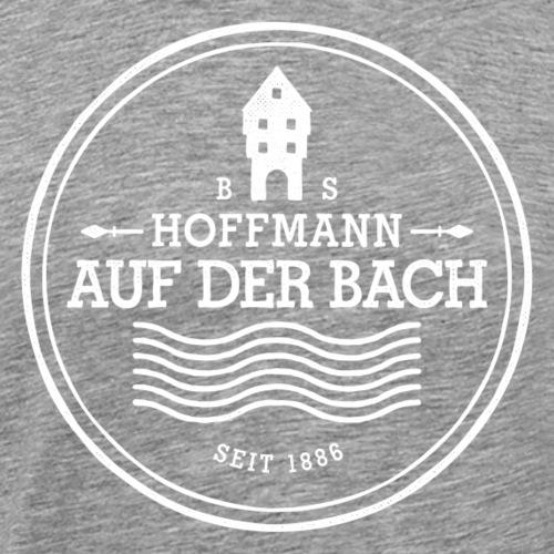 Bach - Logo 2 - Weiß