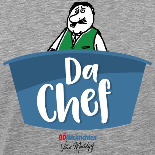 Da Chef - Männer Premium T-Shirt