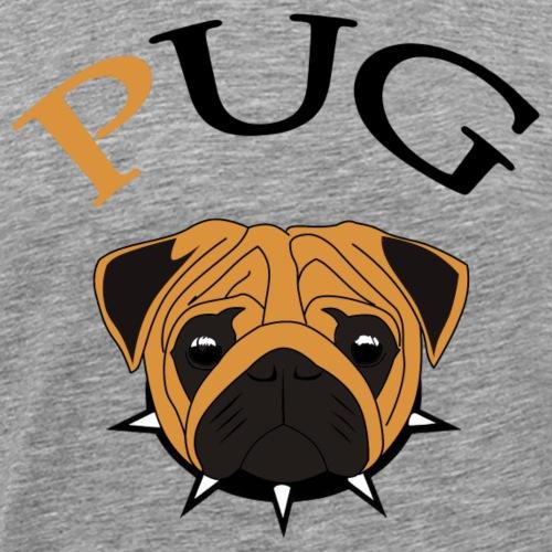 Mops Möpse Hundefreund Haustiere Geschenk Tiere - Männer Premium T-Shirt