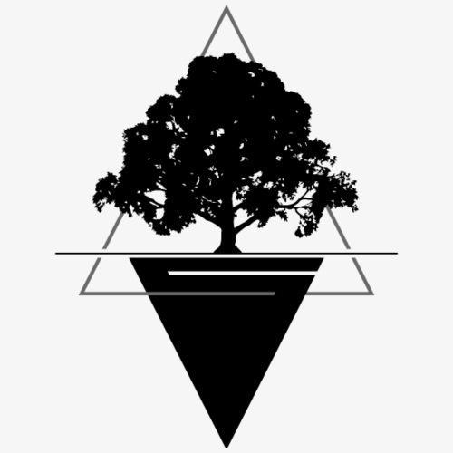 Tree - Maglietta Premium da uomo