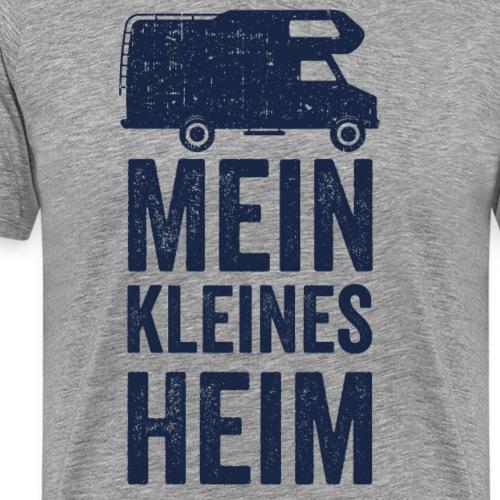 Mein kleines Heim - navy - Männer Premium T-Shirt