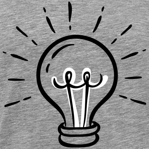 I got a new idea! - Mannen Premium T-shirt