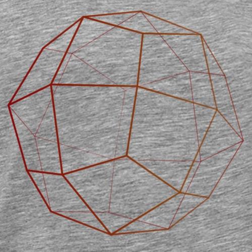 Deltoid - T-shirt Premium Homme