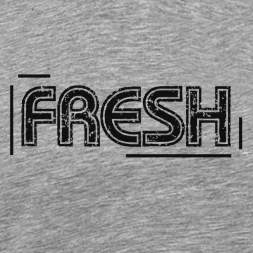 Fresh - Männer Premium T-Shirt