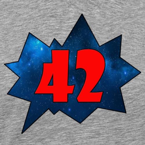 42 - Camiseta premium hombre