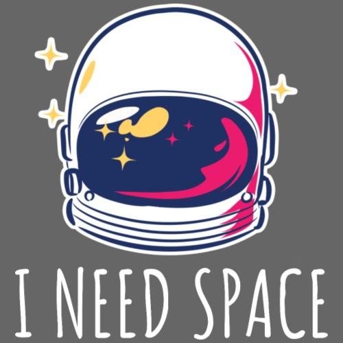 I need space - Maglietta Premium da uomo