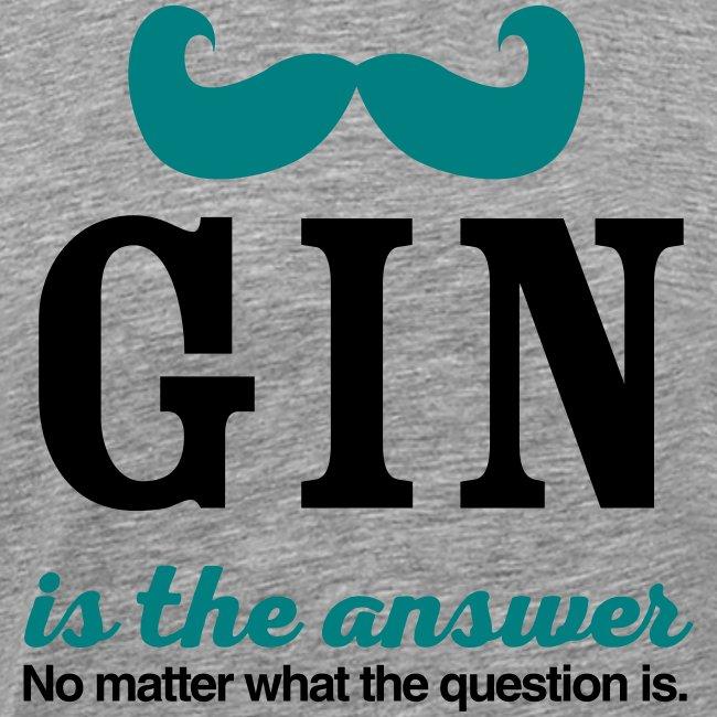 GIN. Die Antwort ist klar