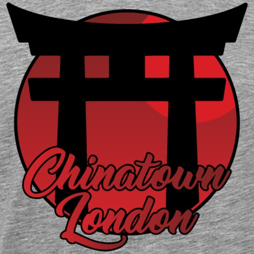 Chinatown London - Men's Premium T-Shirt