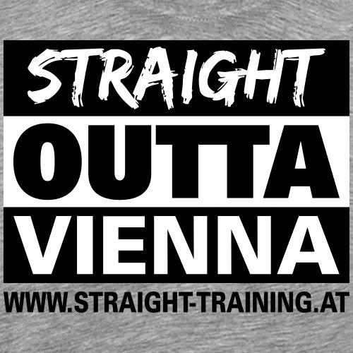 outta vienna - Männer Premium T-Shirt