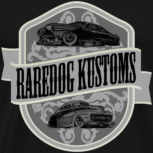 rd kustoms gray