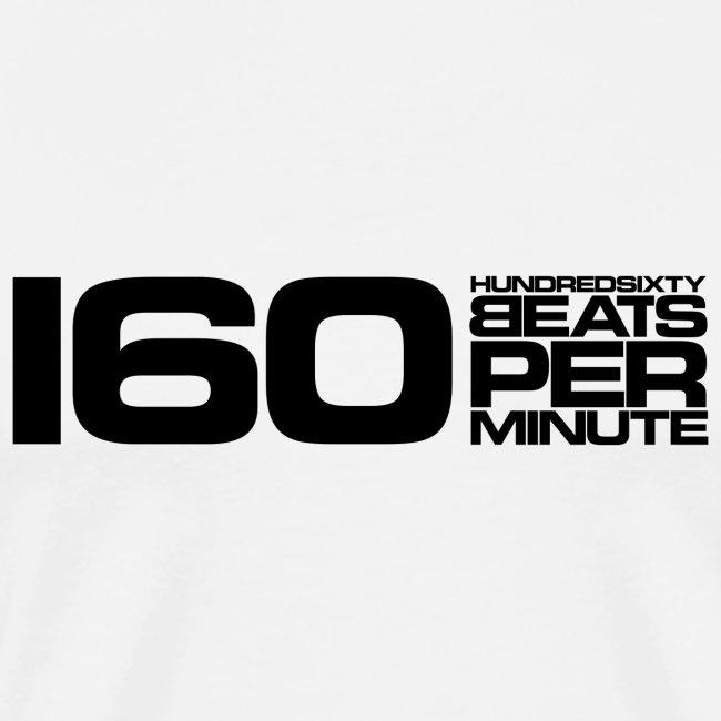160 BPM (musta pitkä)