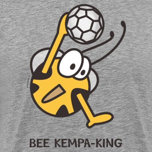 BEE KEMPA KING - Männer Premium T-Shirt