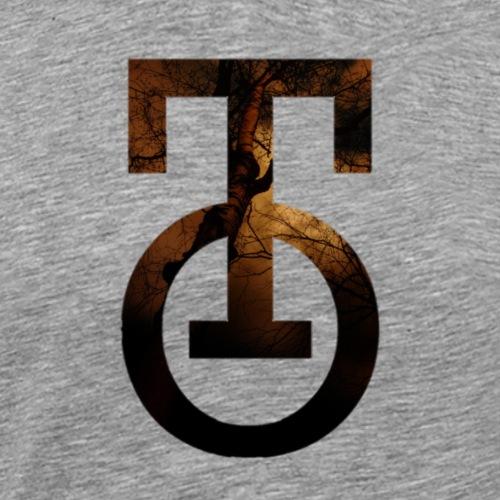 Outspoken 'Harrow' - Men's Premium T-Shirt