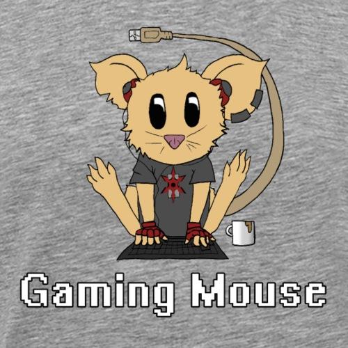 Gaming Mouse - Männer Premium T-Shirt
