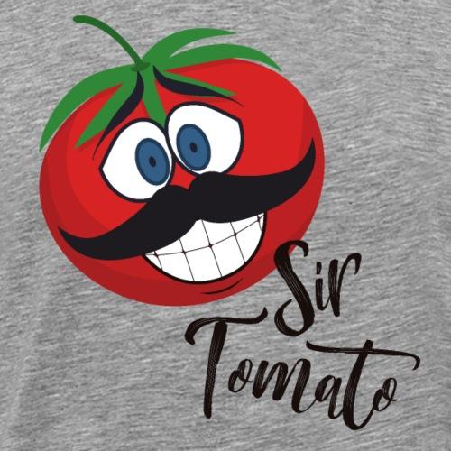 SIR TOMATE | Geschenkidee - Männer Premium T-Shirt