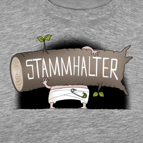 Stammhalter - Männer Premium T-Shirt