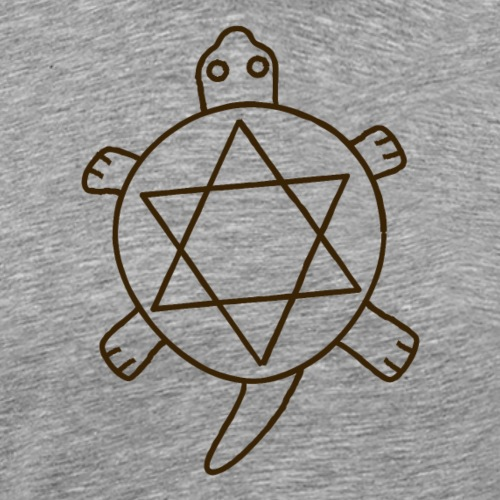 Kurma Avatar - Männer Premium T-Shirt
