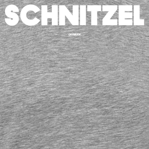 SCHNITZEL #01 - Männer Premium T-Shirt