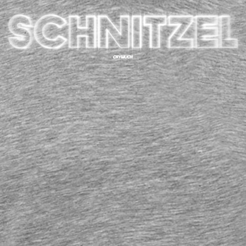 SCHNITZEL #04 - Männer Premium T-Shirt