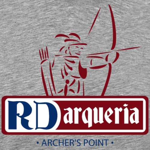 RD Arqueria Archer's Point - Männer Premium T-Shirt