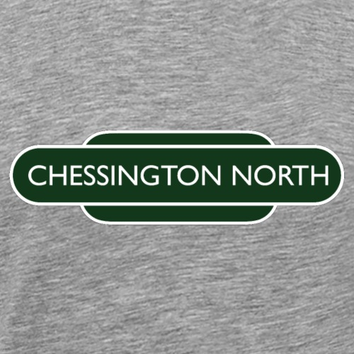 Chessington North Southern Region Totem - Men's Premium T-Shirt