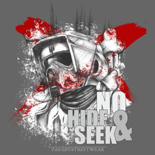 No Hide & Seek - Männer Premium T-Shirt