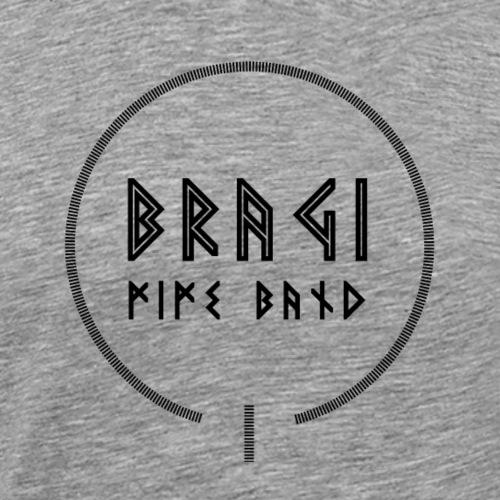 Bragi 2018/2019 Logo Black - Herre premium T-shirt