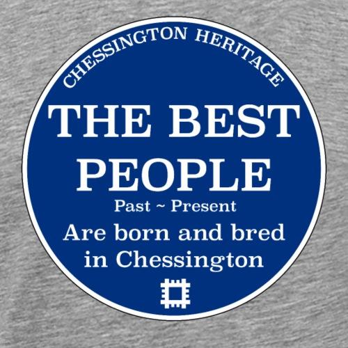 The Chessington Shop 2 018 - Men's Premium T-Shirt