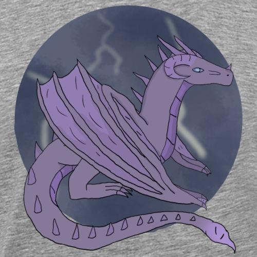 Little Storm Dragon - Men's Premium T-Shirt