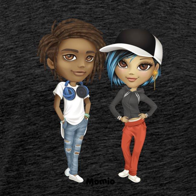 Maya & Noa