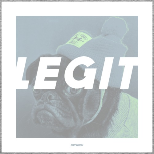 LEGIT #04 - Männer Premium T-Shirt