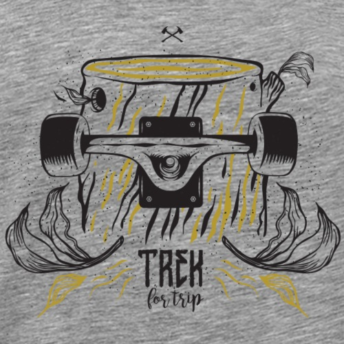 Tronko T-Shirt - Maglietta Premium da uomo