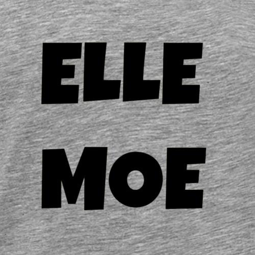 Elle Moe #3 - Mannen Premium T-shirt