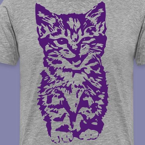 kittey - Mannen Premium T-shirt