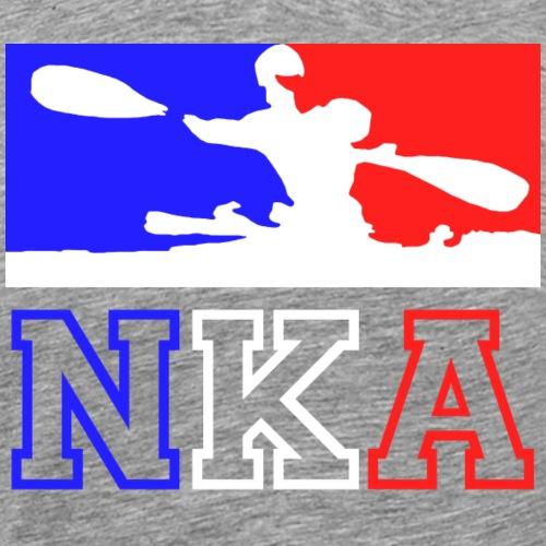 NKA - Camiseta premium hombre