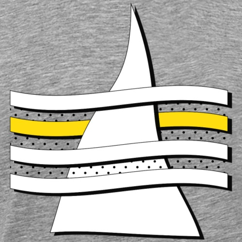 Drapeau du rêveur - T-shirt Premium Homme