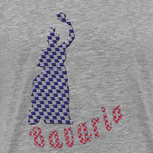 Bavaria - Männer Premium T-Shirt