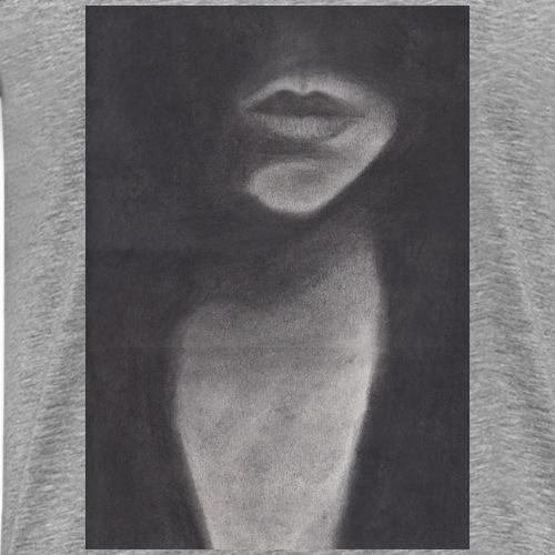 Katii BW - Männer Premium T-Shirt