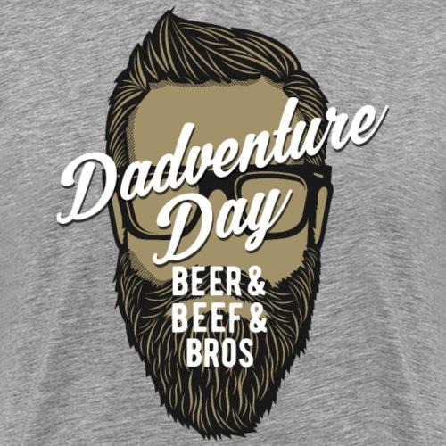 Dadventure Day - Männer Premium T-Shirt
