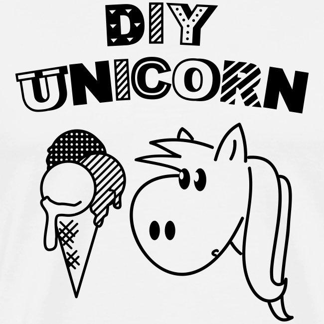 DIY Unicorn Einhorn