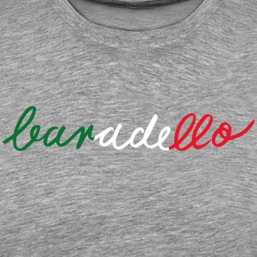 baradello - Männer Premium T-Shirt