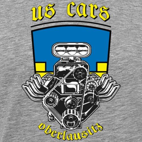 US Cars Oberlausitz - Männer Premium T-Shirt