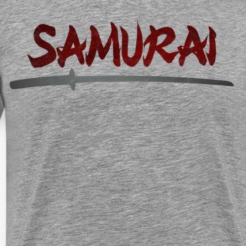 SAMURAI - T-shirt Premium Homme