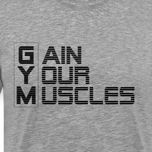 GYM-Gain Your Muscles