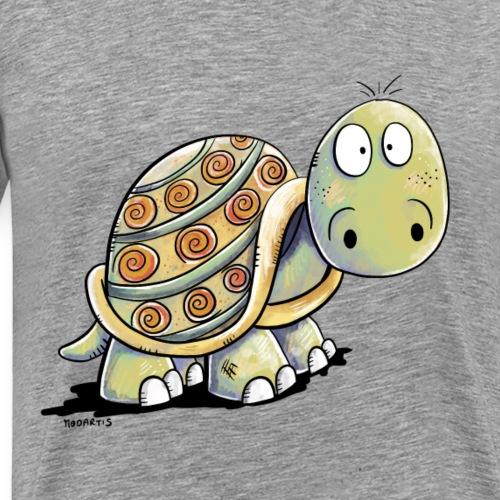 Süße Schildkröten - Schildkröte - Männer Premium T-Shirt